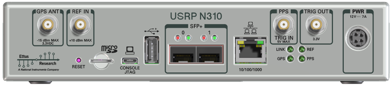 USRP Hardware Driver and USRP Manual: USRP N3xx Series